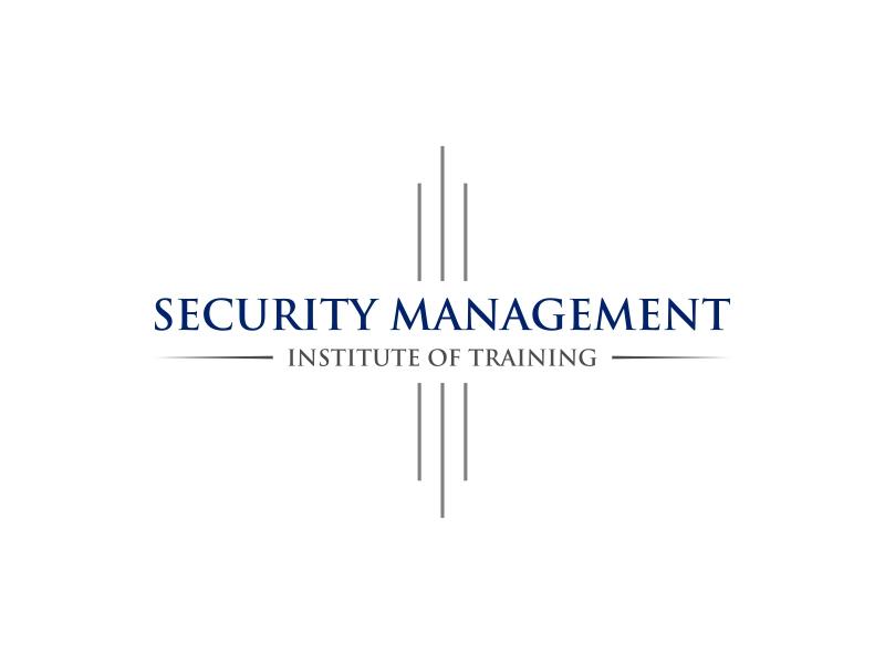 Security Management Institute of Training logo design by yunda