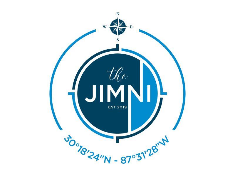 The JIMNI logo design by p0peye