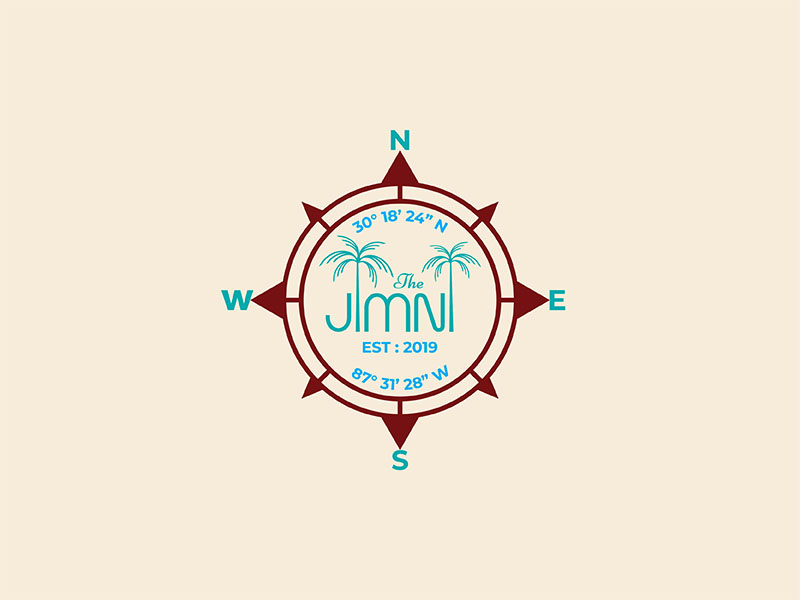 The JIMNI logo design by bwdesigns