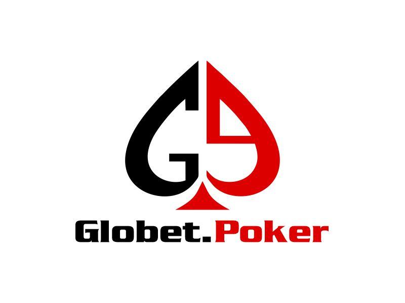 Globet.poker logo design by Gwerth