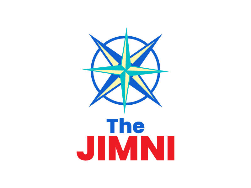 The JIMNI logo design by aryamaity