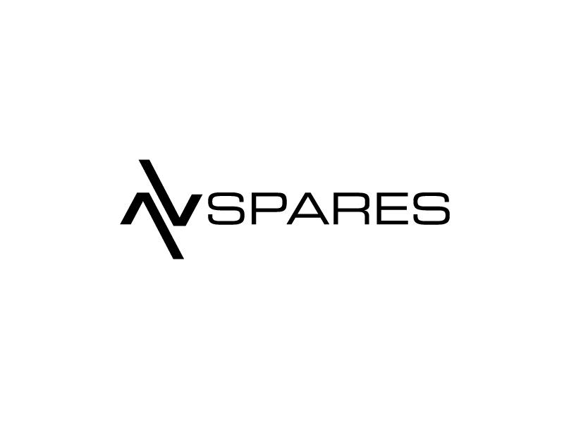 AVSpares logo design by my!dea