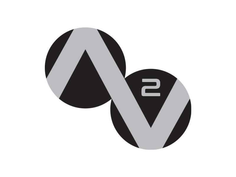 I need to have a current logo modified to have a 2 included in it logo design by Gwerth