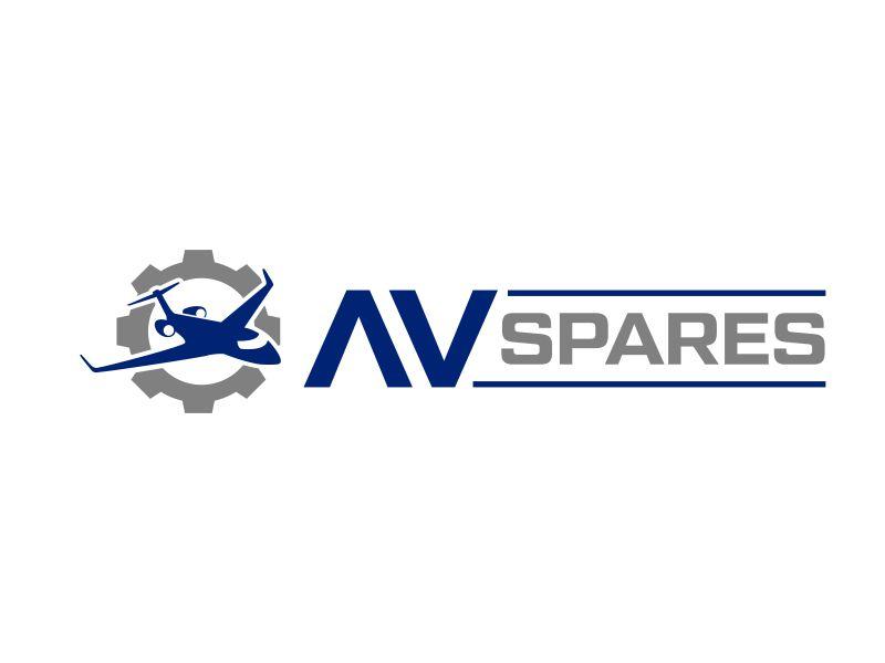 AVSpares logo design by ingepro