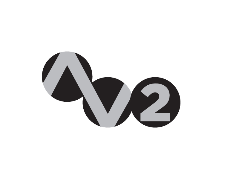 I need to have a current logo modified to have a 2 included in it logo design by Erasedink