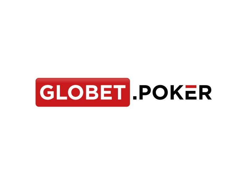 Globet.poker logo design by sheila valencia