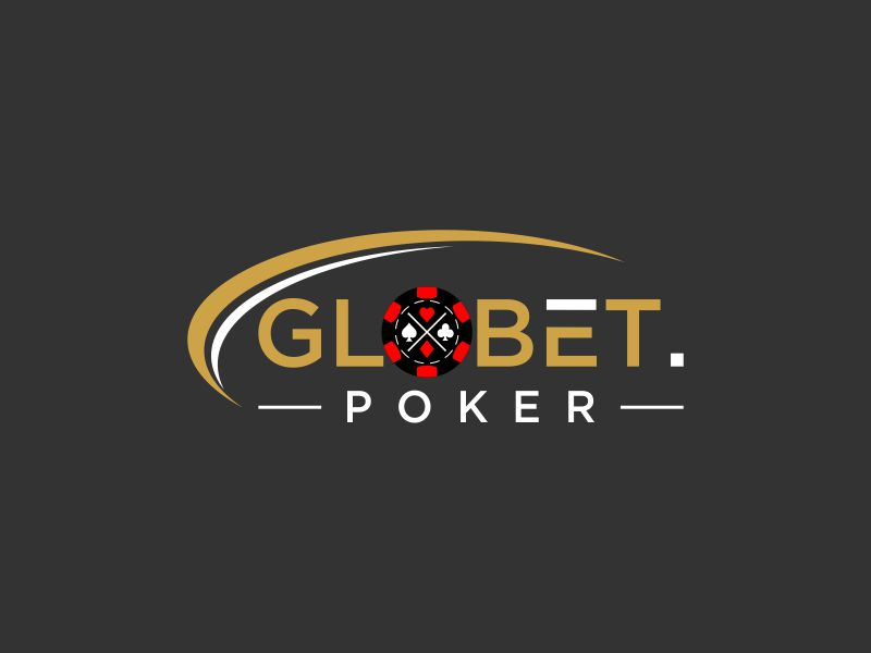Globet.poker logo design by oke2angconcept