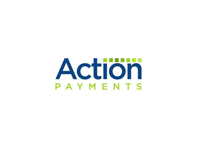 Action Payments Logo Design