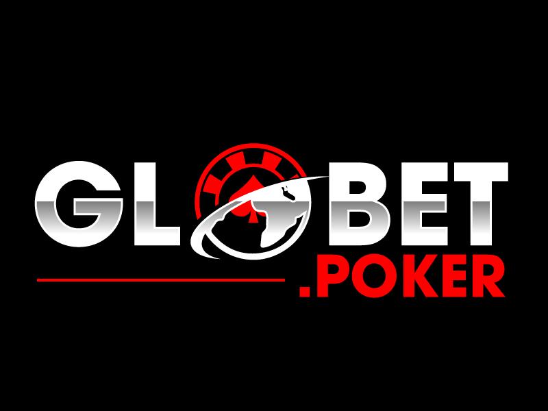 Globet.poker logo design by jaize