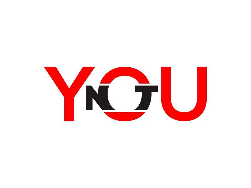 YnotU Logo Design