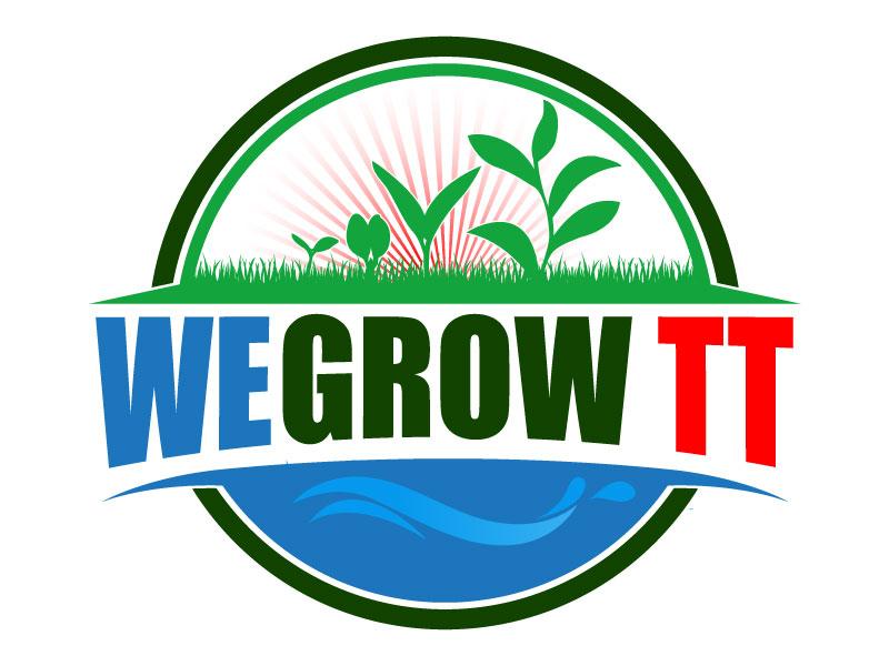 WeGrow TT Logo Design