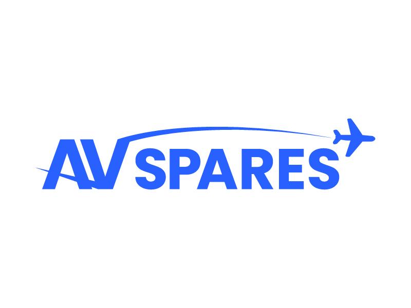 AVSpares logo design by Mezzala