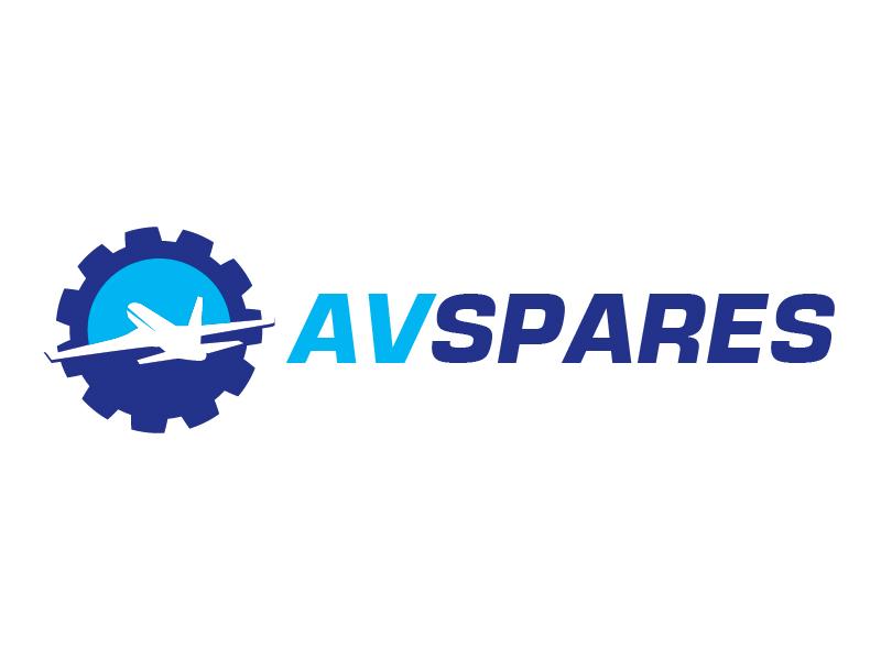 AVSpares logo design by il-in
