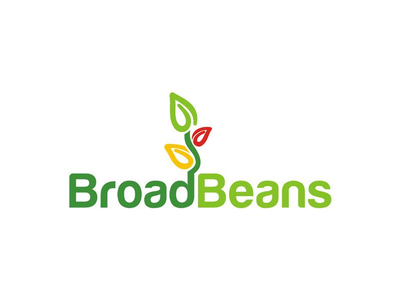 Broadbeans logo design by Rizqy