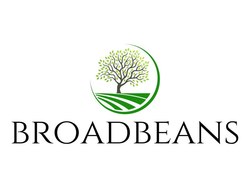 Broadbeans logo design by jetzu