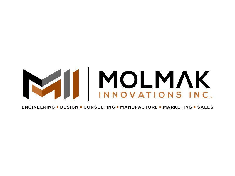 Molmak Innovations Inc. Logo Design