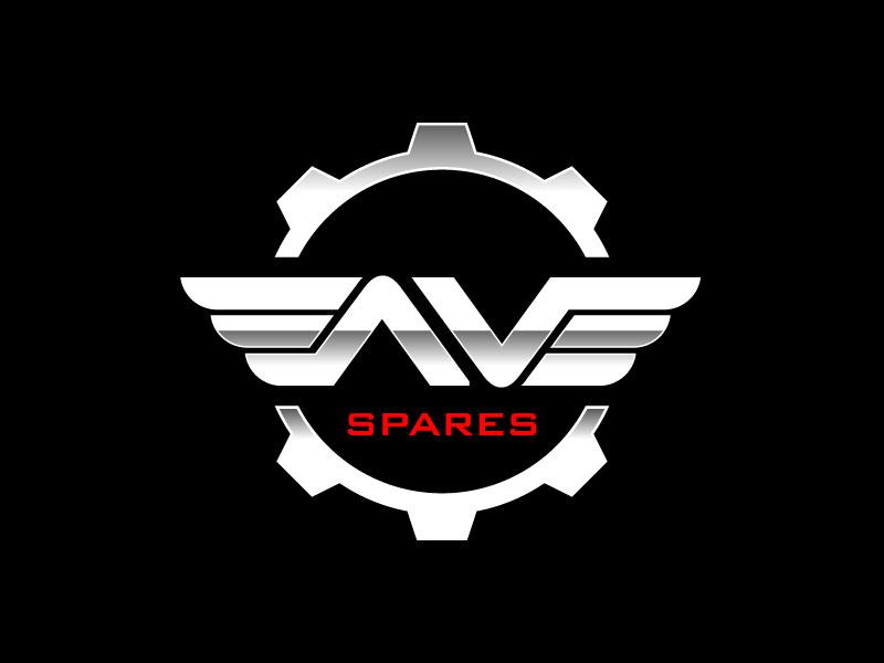 AVSpares logo design by torresace