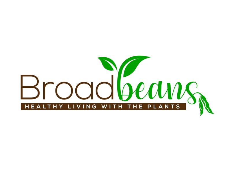 Broadbeans logo design by MAXR
