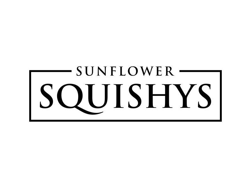 Sunflower Squishys logo design by p0peye
