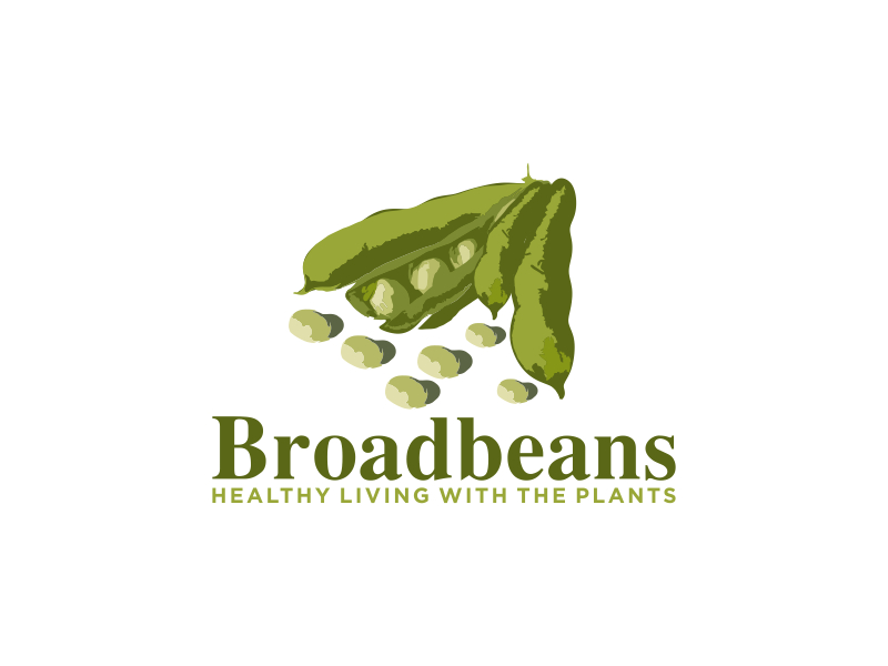 Broadbeans logo design by imagine