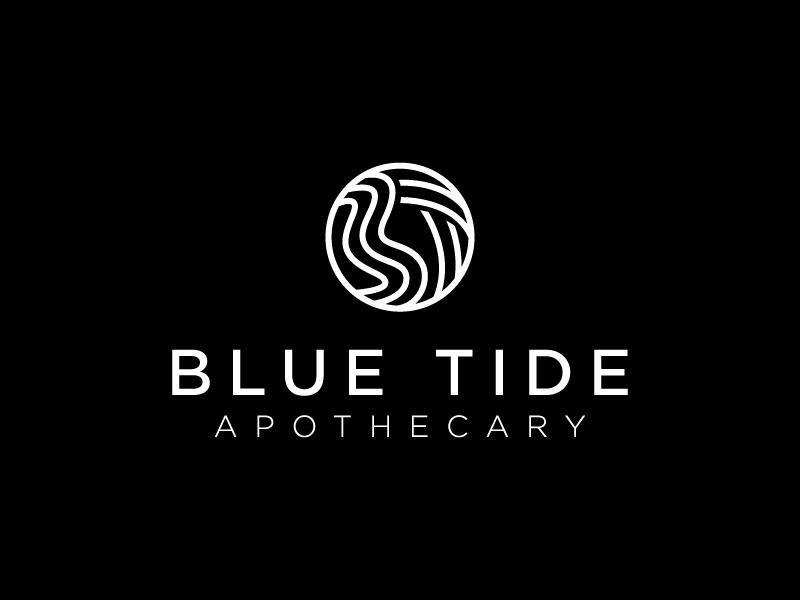 Blue Tide Apothecary logo design by nard_07