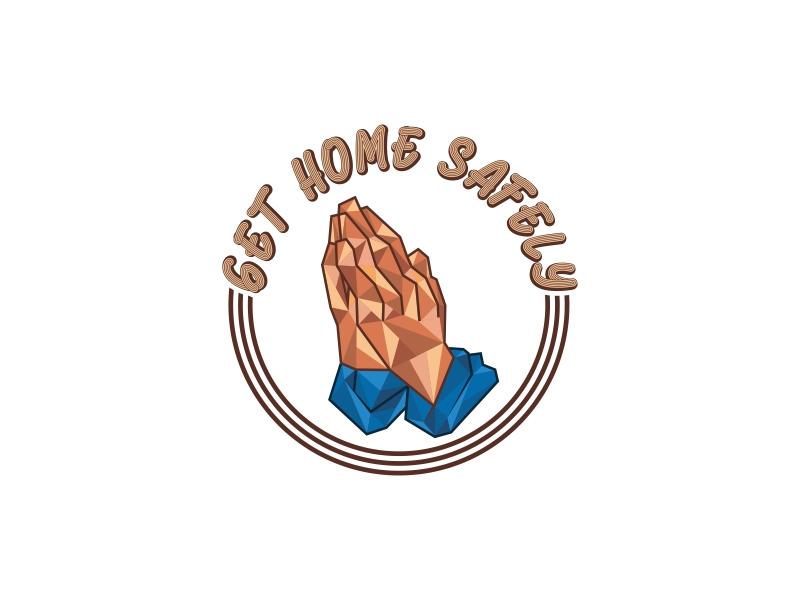 Get Home Safely logo design by brandshark