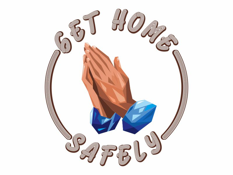 Get Home Safely logo design by agus