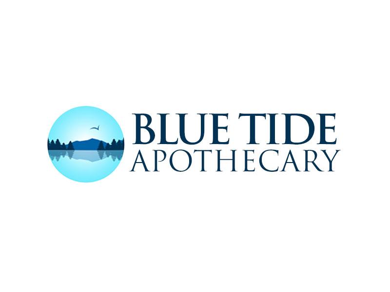 Blue Tide Apothecary logo design by kunejo