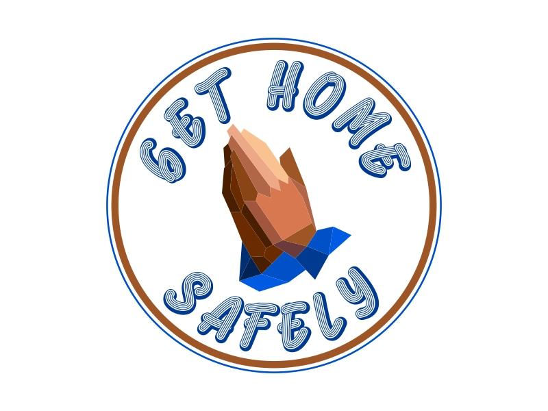 Get Home Safely logo design by ingepro