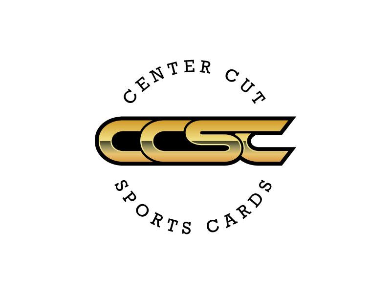 Center Cut Sports Cards logo design by torresace