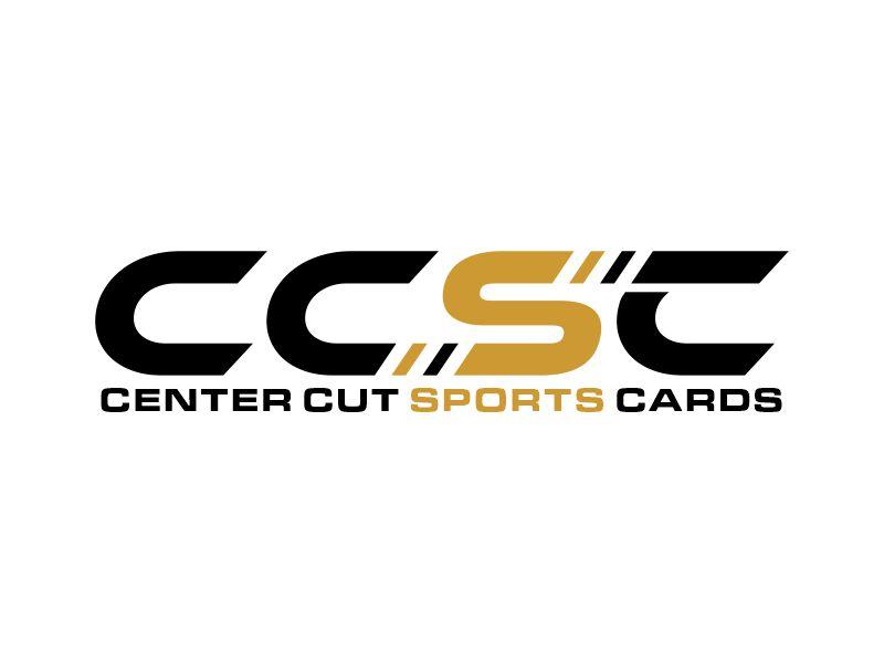 Center Cut Sports Cards logo design by Gwerth