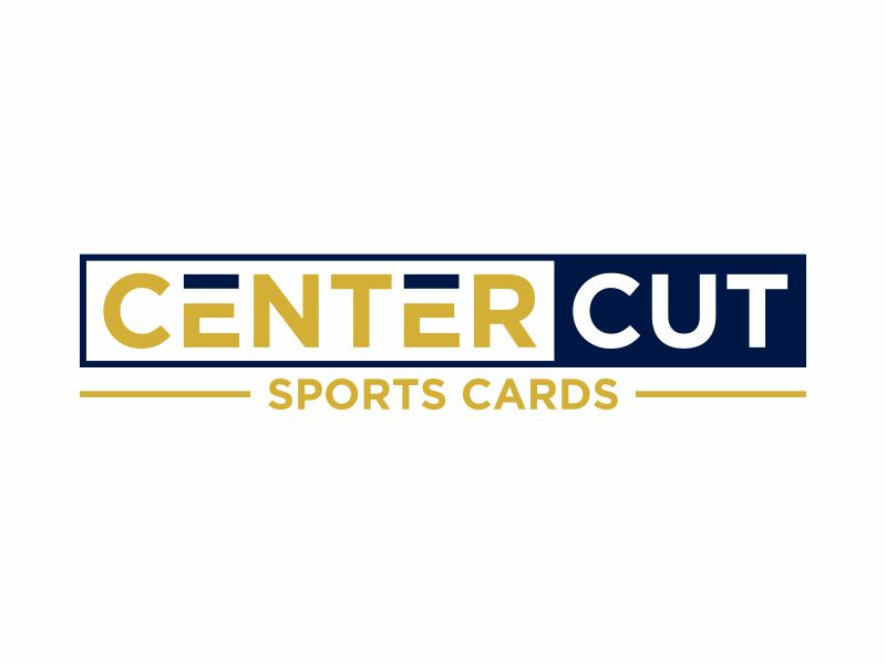 Center Cut Sports Cards logo design by Franky.