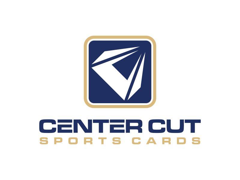 Center Cut Sports Cards logo design by excelentlogo