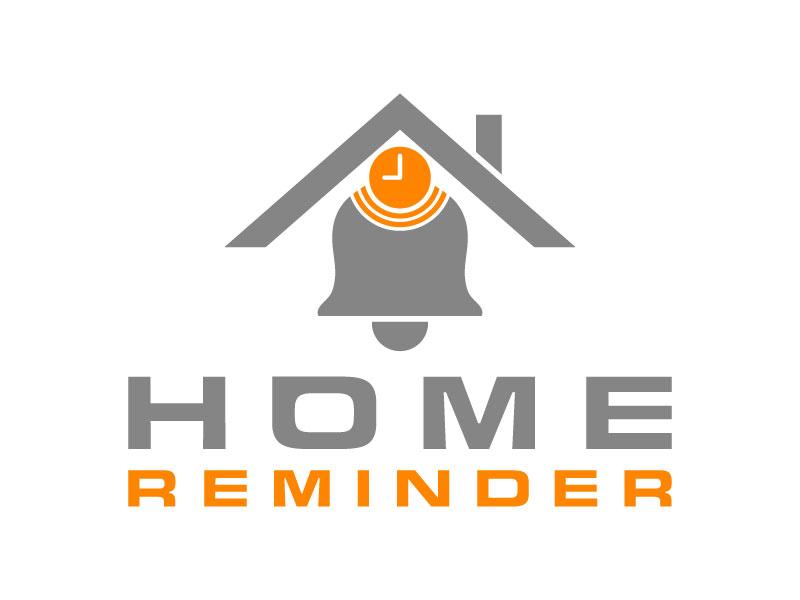 Home Reminder logo design by jishu
