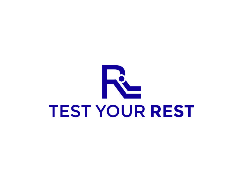 Test Your Rest logo design by azizah