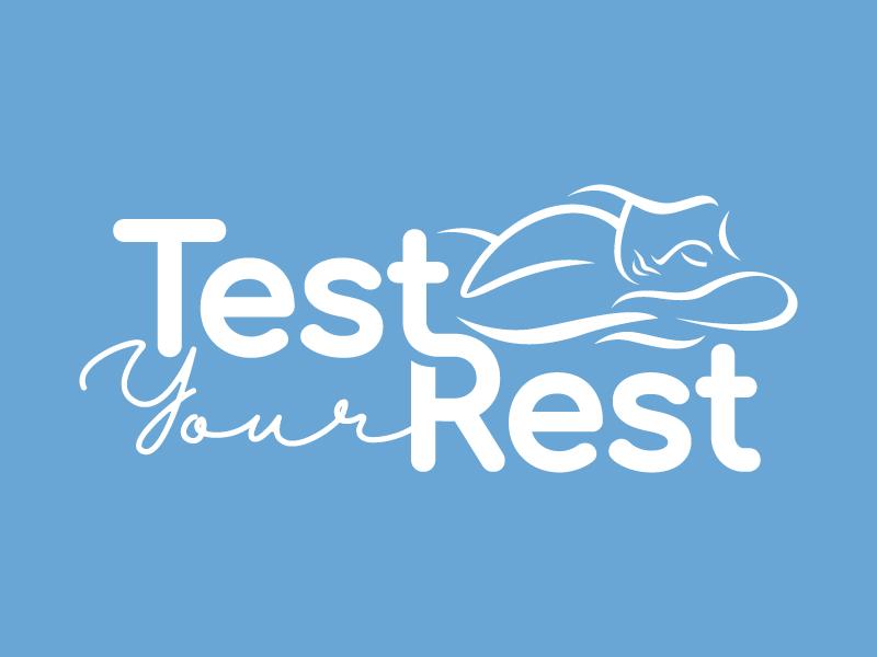 Test Your Rest logo design by dasigns