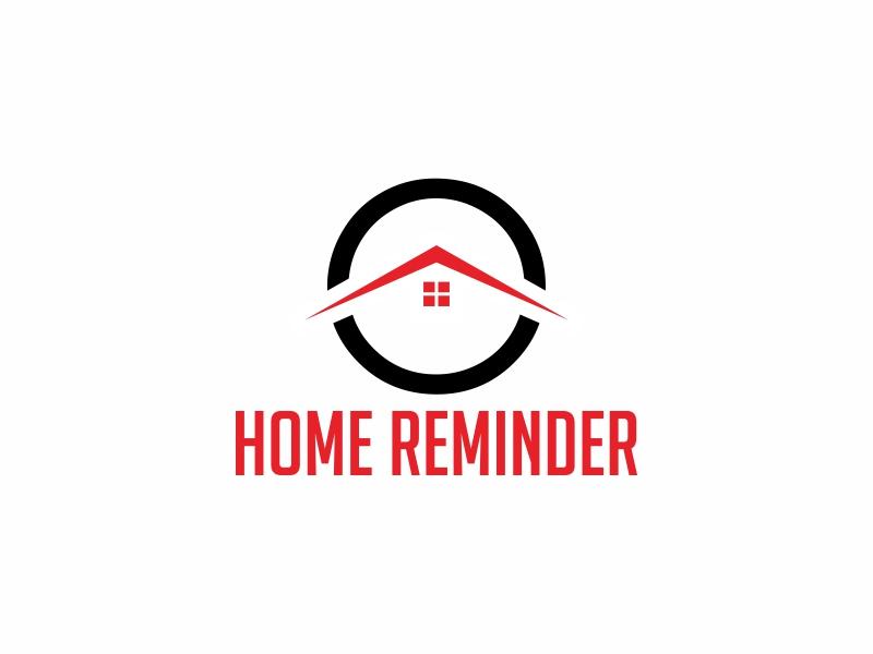 Home Reminder logo design by Greenlight