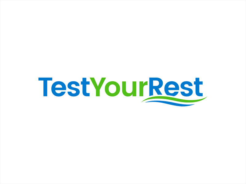 Test Your Rest logo design by lexipej
