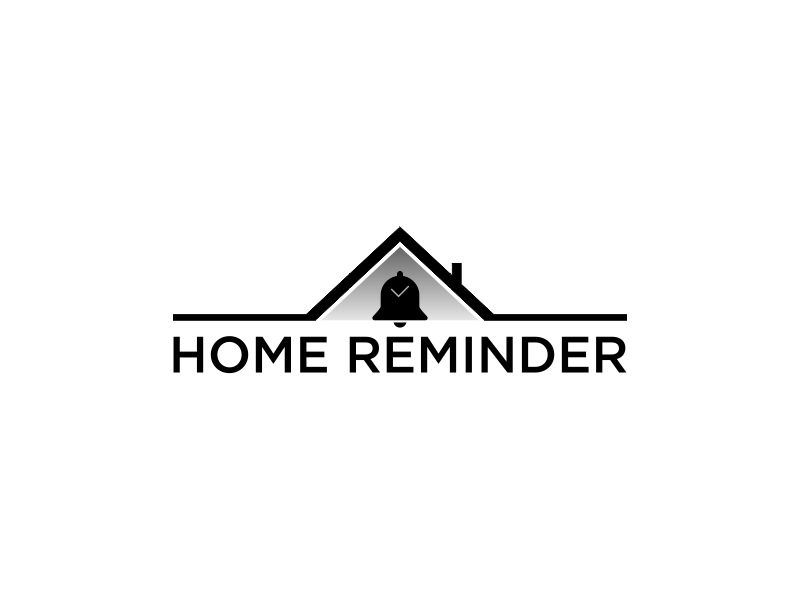 Home Reminder logo design by Diponegoro_