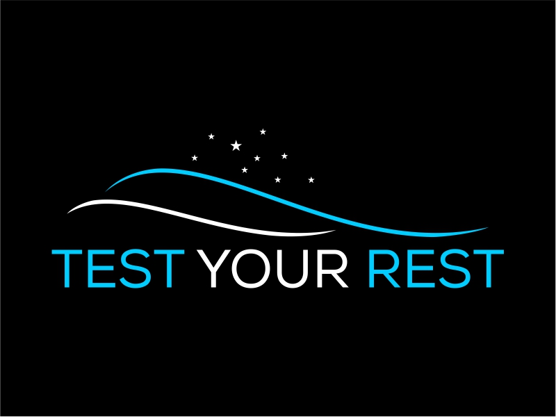 Test Your Rest logo design by cintoko