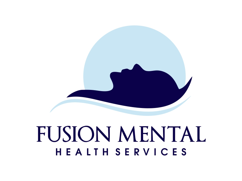 Fusion Mental Health Services logo design by JessicaLopes