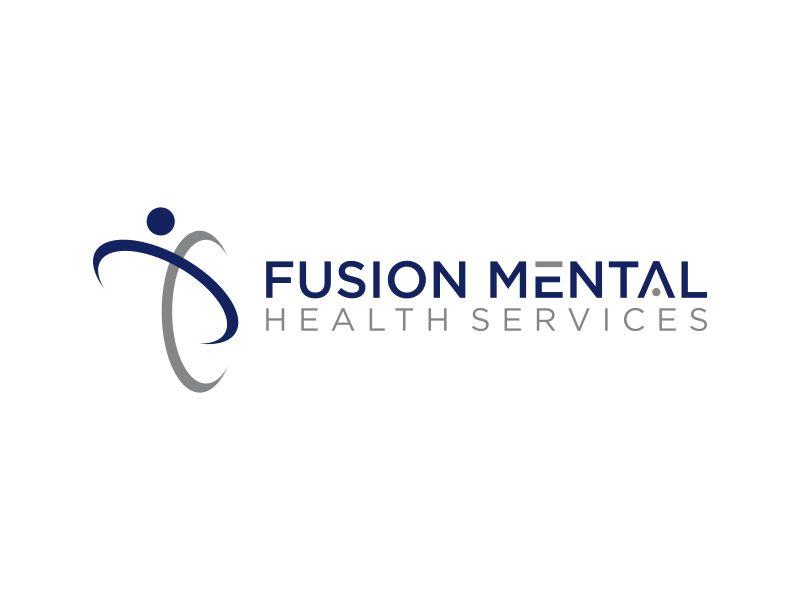 Fusion Mental Health Services logo design by restuti