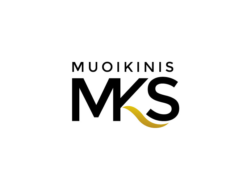 Muoikinis logo design by REDCROW