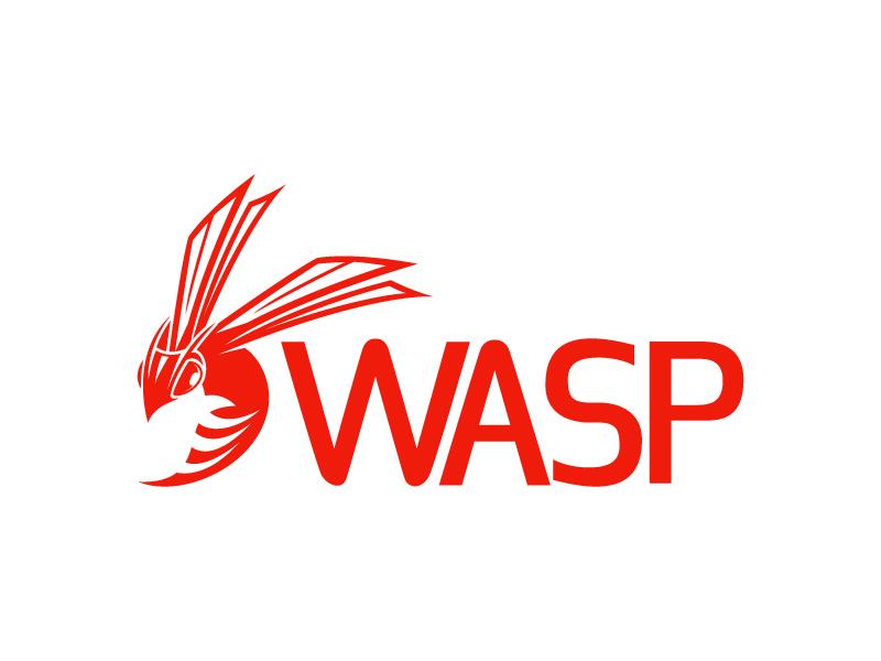 wasp logo design by daywalker