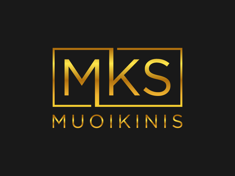 Muoikinis logo design by my!dea