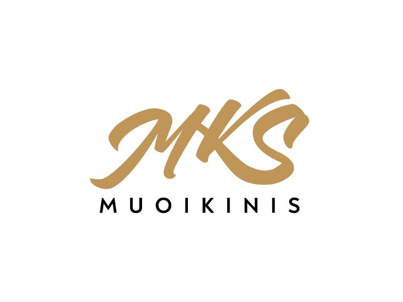 Muoikinis logo design by Helga