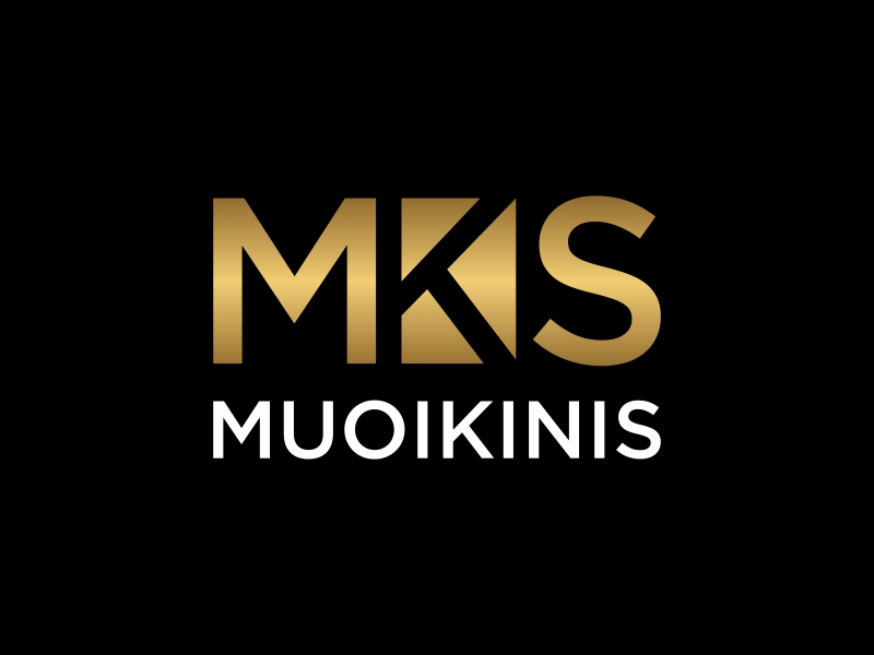 Muoikinis logo design by EkoBooM