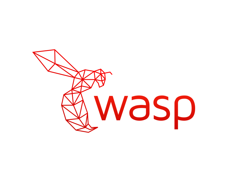 wasp logo design by pionsign