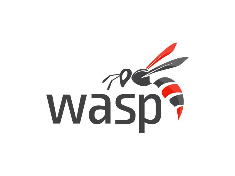 wasp logo design by bluespix