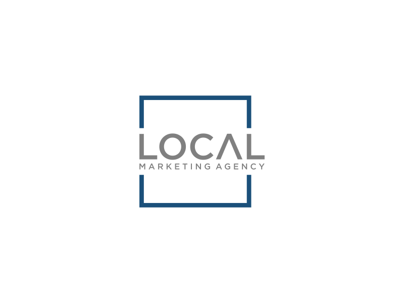 LocaL Marketing Agency Logo Design